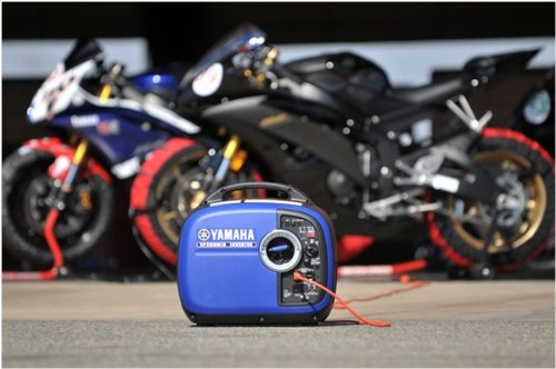 yamaha 2000 generator for 12 volt batteries