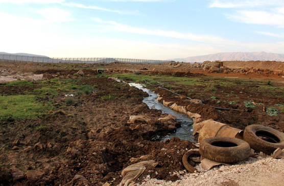 Sewage pours into Syria from occupied Golan Heights, leaks into local dams