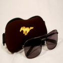 Ford Mustang Sunglasses with Case