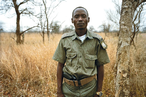 Commander Jorge Cebola says poachers 'have orders that if they are caught, they are not to say anything'