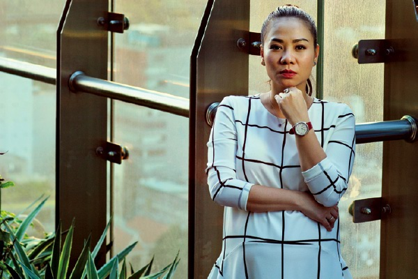 Vietnamese pop star Thu Minh: 'I'd heard a lot about rhino horn from friends. The way they talked about it was that it worked'