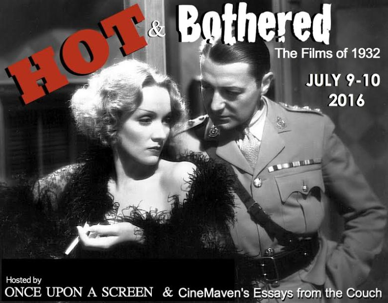 Hot and Bothered blogathon 2016 banner