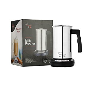 Chef's Star Automatic Electric Milk Frother width=