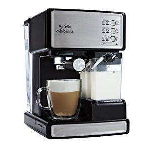 Mr. Coffee Café Barista Espresso Maker width=