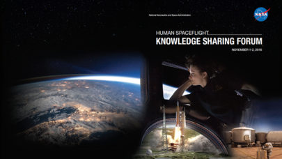 A Look Ahead at NASA's First Human Spaceflight Knowledge Sharing Forum