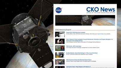 August 2016 <em>CKO News</em> Now Available