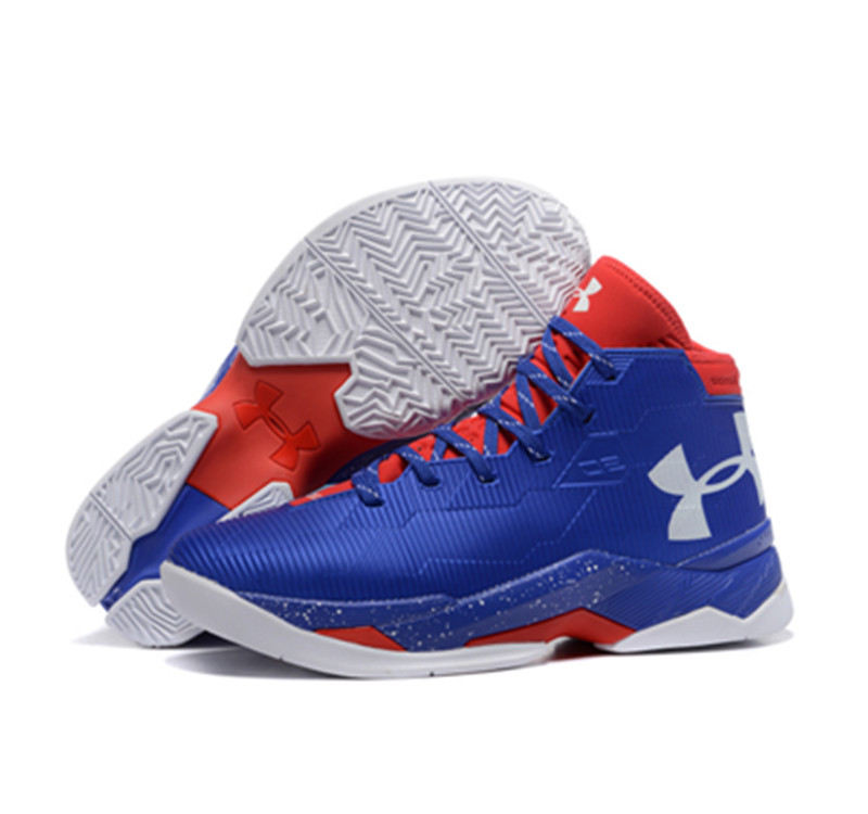 Under Armour Stephen Curry 2.5 Shoes red blue