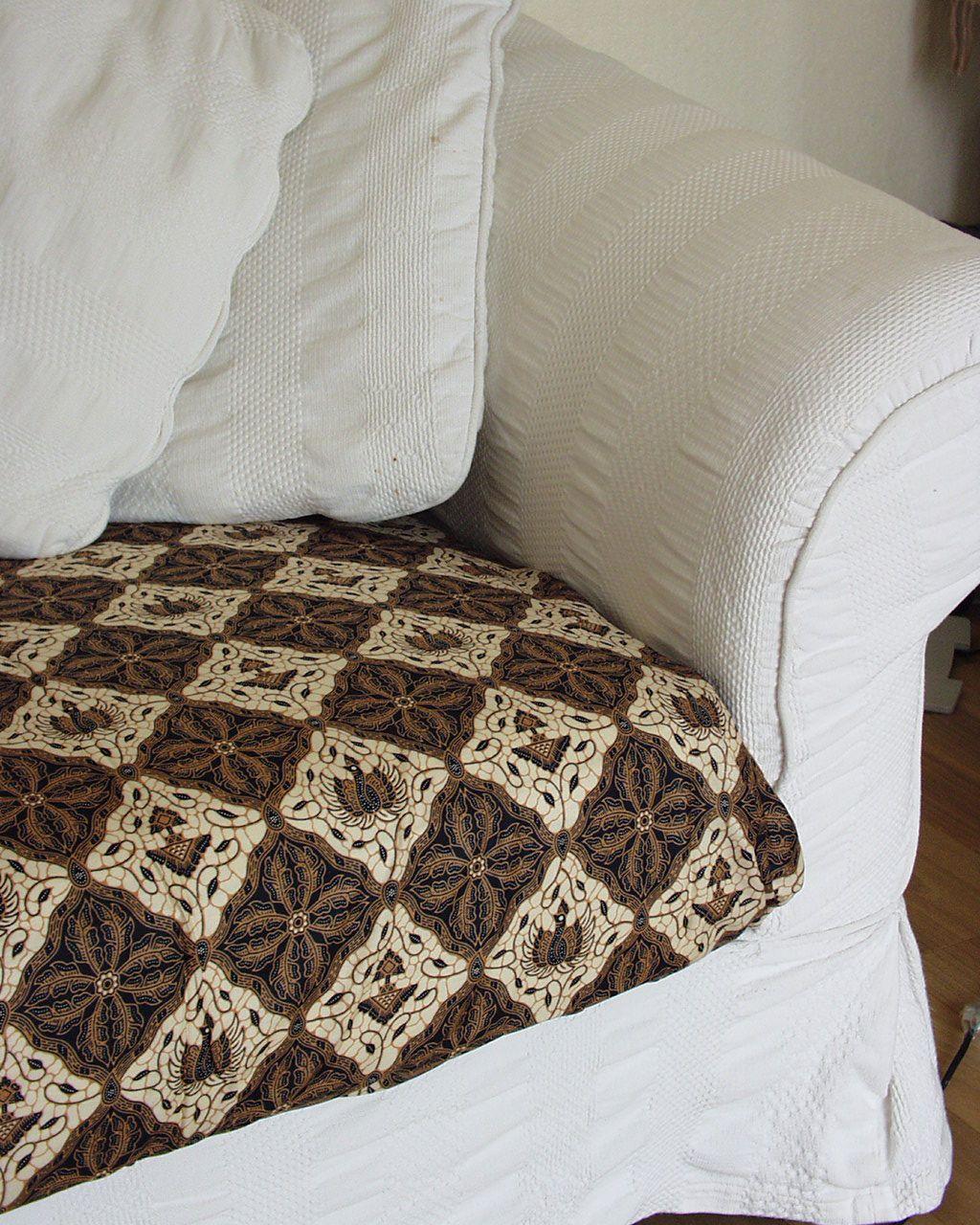 linge de maison en batik