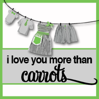 i love you more than carrots