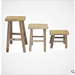 加厚木方凳:30厘米15元,45厘米18元,60厘米22元,70厘米28元