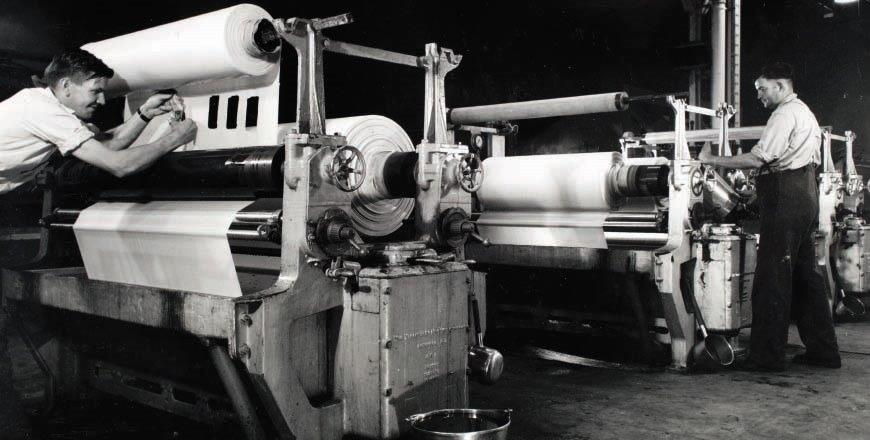 manufacturing process image