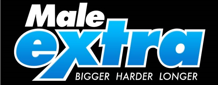 male extra logo