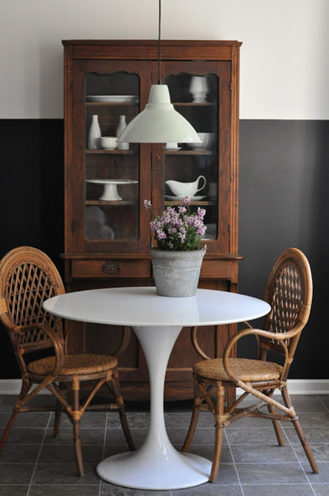 Decorating with Rattan Cane Bamboo Wicker