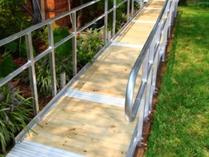 American Access Ramps - Blended