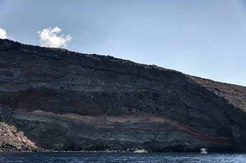Coast - Pantelleria, Trapani, Italy - August 15, 2016