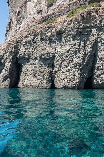 Grotte - Pantelleria, Trapani, Italia - 15 Agosto 2016