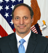 The official photo of The Honorable Peter Levine, Deputy Chief Management Officer