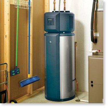 Hybrid Hot Water Tank