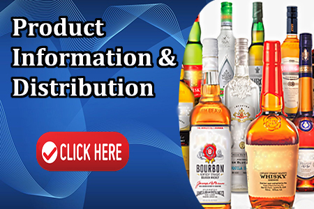 This is an interactive image of the ABD Liquor Products. This image says product information and ordering click here and will redirect you to the ABD shop site.