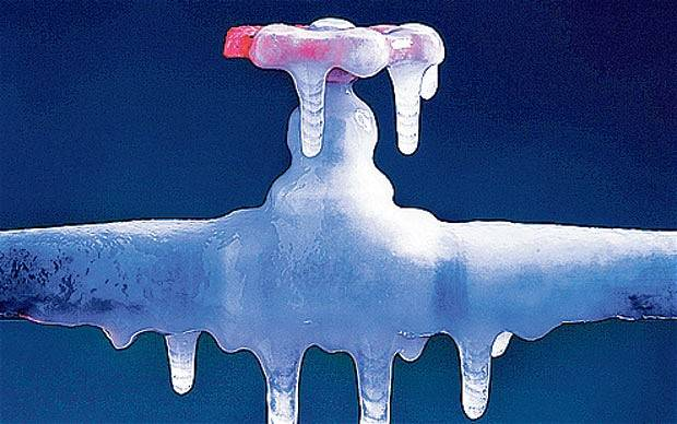 Frozen Pipes repair Modern Process Plumbing