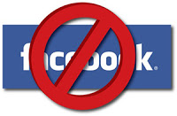 blocking facebook