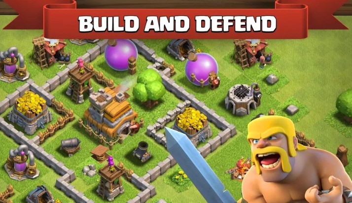 Clash Of Clans For PC Features & Reviews