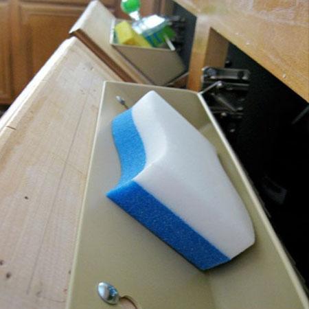 губки кухонные