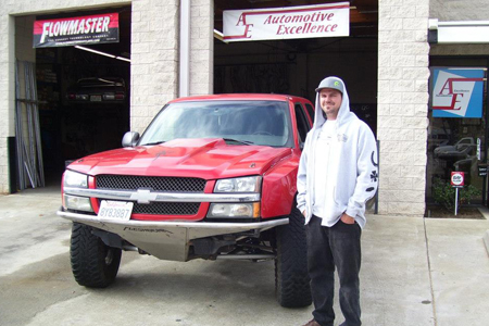 2003 Off Road Chevy Silverado