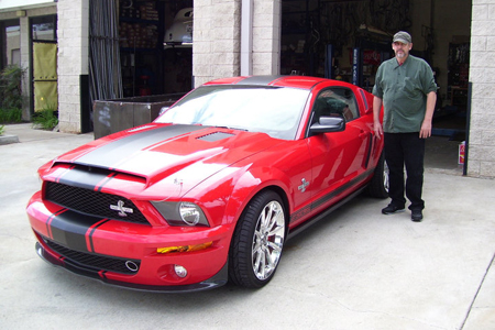 2008 Shelby Super Snake Ford Mustang - Laguna Niguel, CA