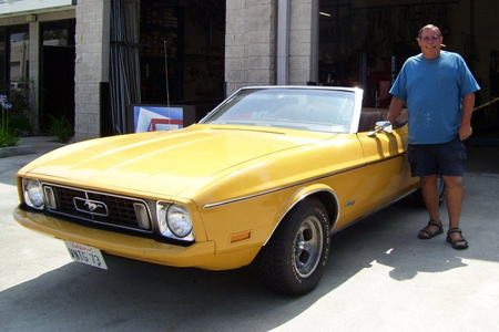 Fountain Valley, CA - 1973 Ford Mustang
