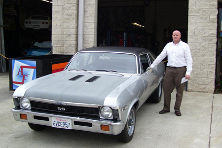 1972 Chevrolet Nova - Huntington Beach, CA