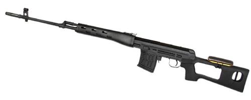 Спринговая страйкбольная винтовка СВД