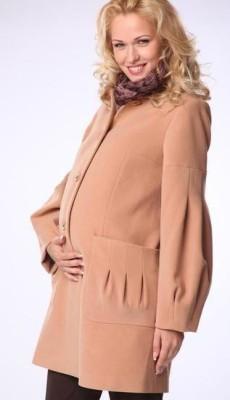 пальто для беременных сезон зима 2015