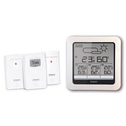 Väderstation Klimatkontroll