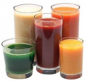 Juice Fasting & Raw Foods