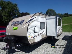 2017 Forest River Wildwood 230BHXL Thumbnail