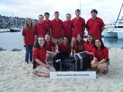 The NCSU Underwater Robotics Club at the 2013 ONR AUVSI Robosub Competition