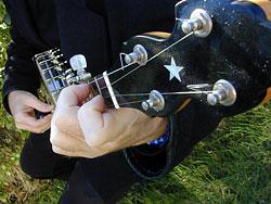Dave wtih Banjo