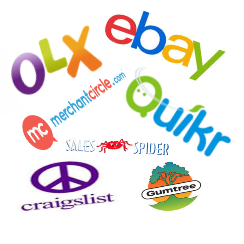 Classified ad posting site