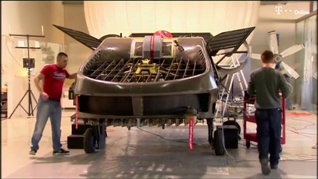 Autonomes Flugzeug soll Luftfahrt revolutionieren. (Quelle: t-online.de)