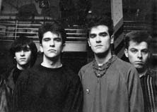 Brief history of 1980's UK indie band The Smiths