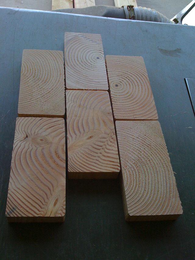 endgrain floor