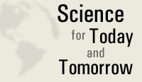 Science for today and tomorrow