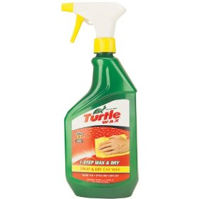 car wax reviews - Turtle Wax T-9 1-Step Wax and Dry