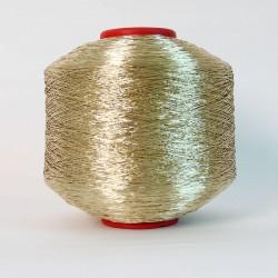 包金纱-金色