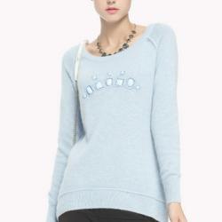 女装气质长袖修身针织衫毛衣