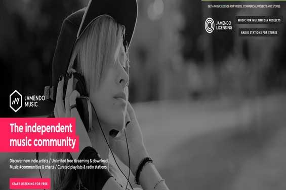 listen free music online jamendo music downloads