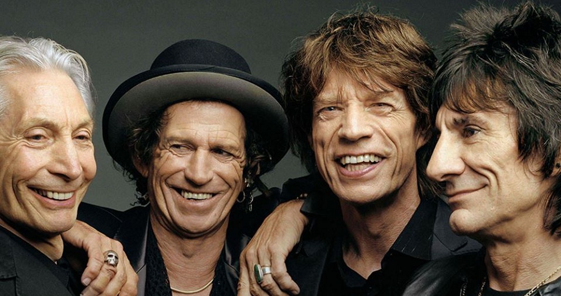 The Rolling Stones' Blue & Lonesome is on course for Number 1 on this week's Official Albums Chart
