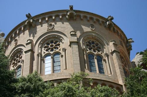 Monasterio de Montserrat, Spain