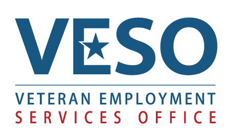 VESO Official Logo including the text - VESO Veteran Employment Services Office